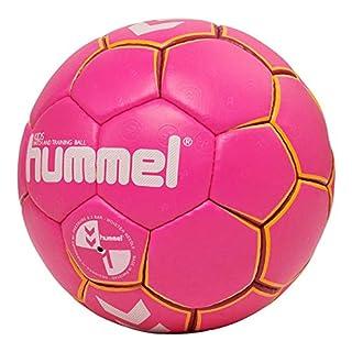 Hummel HMLKIDS - Handball für Kinder Pink/Gelb 1
