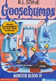 Monster Blood - IV (Goosebumps - 62)