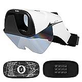 Docooler AR Headset Box Lunettes 3D Affichage de l'hologramme Projecteur holographique pour téléphones intelligents avec 4.2-5.7 in Poignée virtuelle