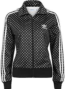 adidas Damen Jacke Originals Firebird TT, Mehrfarbig, 32, Z34746