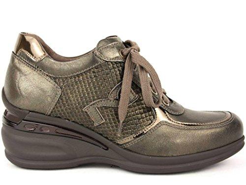 Nero Giardini , Damen Sneaker Bronze