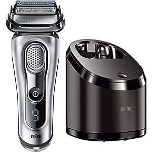 Braun Series 99090cc rasoir électrique pour homme avec centre de nettoyage, électrique, pour homme, rasoir, rasoir, rasoir, système de rasage sans fil