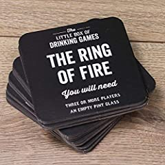 Idea Regalo - Thumbs Up HT drnkmat - Gioco alcolico - da Birra Drinking Games