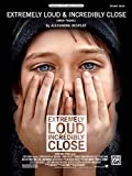 Extremely Loud & Incredibly Close (Main Theme): Piano Solo (Sheet) (Sheet Music) by Alexandre Desplat (3-Jan-2012) Sheet music