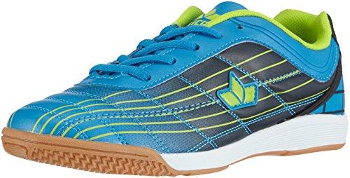 Lico Rockfield, Chaussures indoor homme Bleu - Blau (blau/schwarz/lemon)