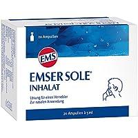 Emser Sole Inhalat Ampullen, 20 St. preisvergleich bei billige-tabletten.eu