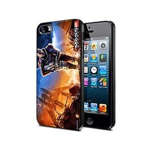 mse7Mass Effect 3Game Case cover schwarz PVC für iPod 4G @ UTMSHOP