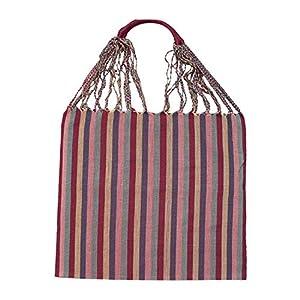 Einkaufstasche Boho Tenango 'violettrot'; Handgewebt, Handtasche, HANDARBEIT, Tasche, Geschenkidee für Frauen
