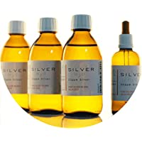 PureSilverH2O 850ml kolloidales Silber (3x 250ml/25ppm) + Pipettenflasche (100ml/50ppm) Reinheit & Qualität seit... preisvergleich bei billige-tabletten.eu