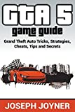 GTA 5 Game Guide: Grand Theft Auto Tricks, Strategies, Cheats, Tips and Secrets