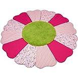 Käthe Kruse 56501 Im Garten Patchworkdecke Blume hier kaufen