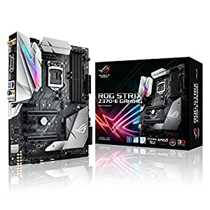 Asus ROG STRIX Z370-E GAMING Carte Mère Intel Socket 1151