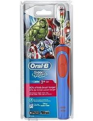 Oral-B Stages Power Kids elektrische Zahnbürste (mit Marvel-Avengers-Figuren)