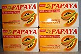 Lot of 4 Original RDL Papaya Skin Whiten...