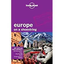 Lonely Planet Europe on a Shoestring by Tom Masters 7th (seventh) Edition (11/1/2011)