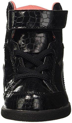 Puma , Mädchen Sneaker schwarz schwarz / schwarz