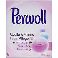 Perwoll Lessive, coton & fins, poudre,