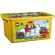 LEGO Duplo - Maxi barril amarillo - 10556