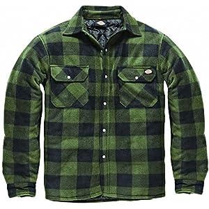 Dickies Holzfällerhemd Thermohemd Portland SH5000, Ideal für Herbst und Winter