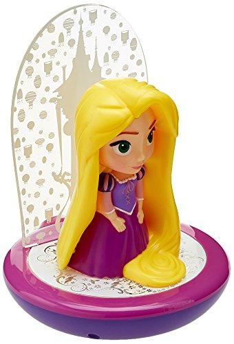 Worlds Apart (WAP) Torcia E Proiettore con Personaggio Principesse Disney, Pink, plastica