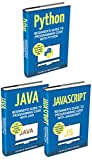 Code: 3 Books in 1: Beginner's Guide to Programming Code with Python + JavaScript + Java