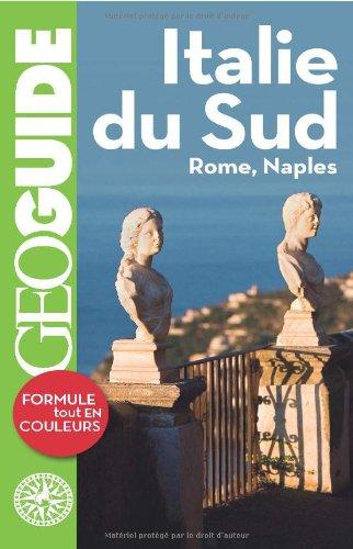 Italie du Sud: Rome, Naples par Carole Saturno, Aurélia Bollé
