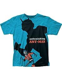 Marvel Comics – para hombre Michael Cho Impresionante Ant-Man Big camiseta  de ... 12452831e6a38