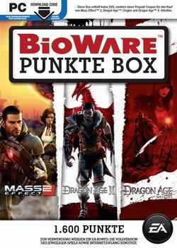BioWare Punkte Box (PC Prepaid-Card) (Game Ea Code Card)