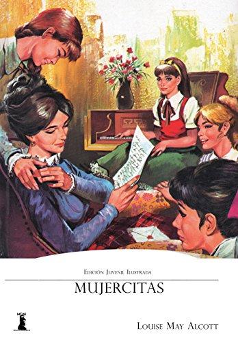 Mujercitas: Edición Juvenil Ilustrada eBook: Louisa May Alcott ...