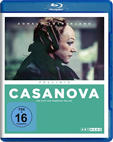 Fellini's Casanova [Blu-ray]