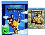 Monty Python Klassiker-Set - Das Leben des Brian und Die Ritter der Kokosnuss im Set - Deutsche Originalware [2 Blu-rays]