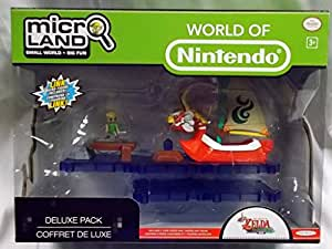 world Of Nintendo Microland Deluxe Pack King Of Red Lions zelda