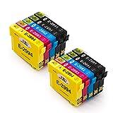 EBY Compatible 29 29XL Cartouches d'encre avec Expression Home XP255 XP235 XP332...
