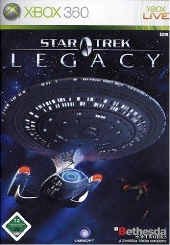 Trek Für 360 Xbox Star (Star Trek Legacy)