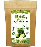 Golden Greens® Organic Green Passion Super Greens - A Superfood with Passion™ by GOLDEN GREENS ORGANIC