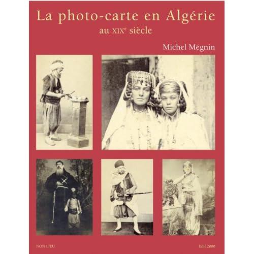 La Photo Carte en Algérie