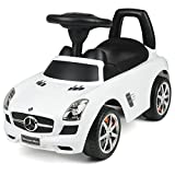 Children's Ride On SUV Car Toy Mercedes-Benz AMG SLS With Sound Effects