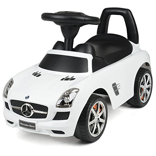 Children�s Ride On SUV Car Toy Mercedes-Benz AMG SLS With Sound Effects