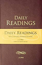 Daily readings from all four Gospels