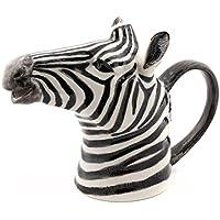 Tiger Jug Ceramic China Milk  by Quail NEW Gift Boxed
