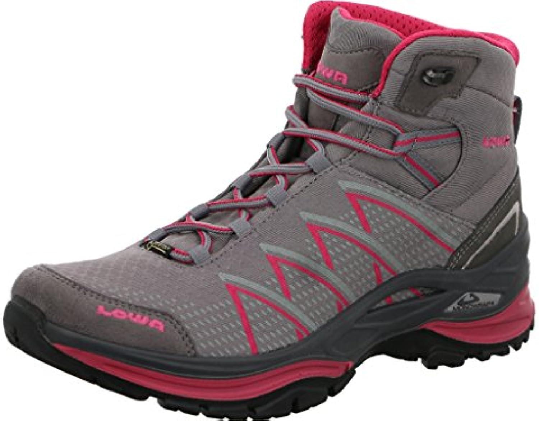 Lowa Ferrox Evo GTX Mid WS – – – Scarpe da Trekking Donna, grigio Fushia, 39.5 | Tecnologia moderna  e7de66