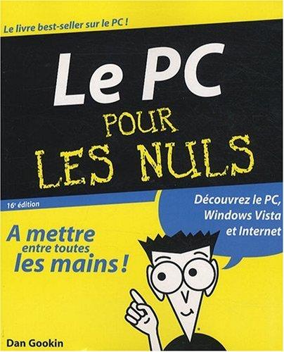 PC POUR LES NULS 16ED