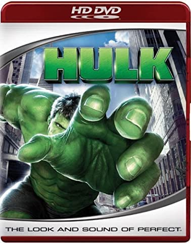 Hulk [HD DVD] by Eric Bana