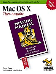 Mac OS X: Missing Manual, Tiger-Ausgabe