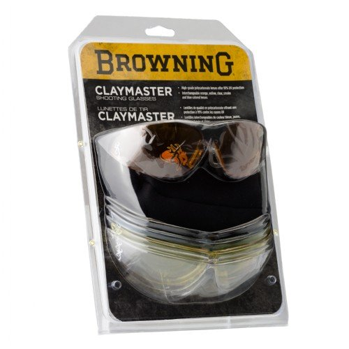 Claymaster Shooting Glasses