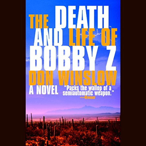 The Death and Life of Bobby Z  Audiolibri
