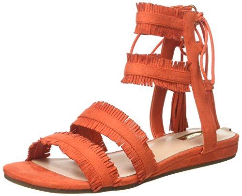 Guess Jalisa, Tongs Femme Arancione