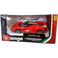 BBURAGO Ferrary R&P 1:43 Previamente montado Modelo a escala de coche superdeportivo - Modelos