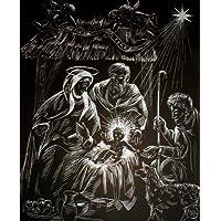 Suchergebnis Auf Amazon De Für Weihnachten Kratzbilder Basteln