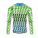 Uglyfrog 2018 M50 Neue Winter with Fleece Männer Radfahren Langarm Radfahren Jersey eine Menge Farben Antislip Ärmel Road Bike MTB Top Riding Shirt